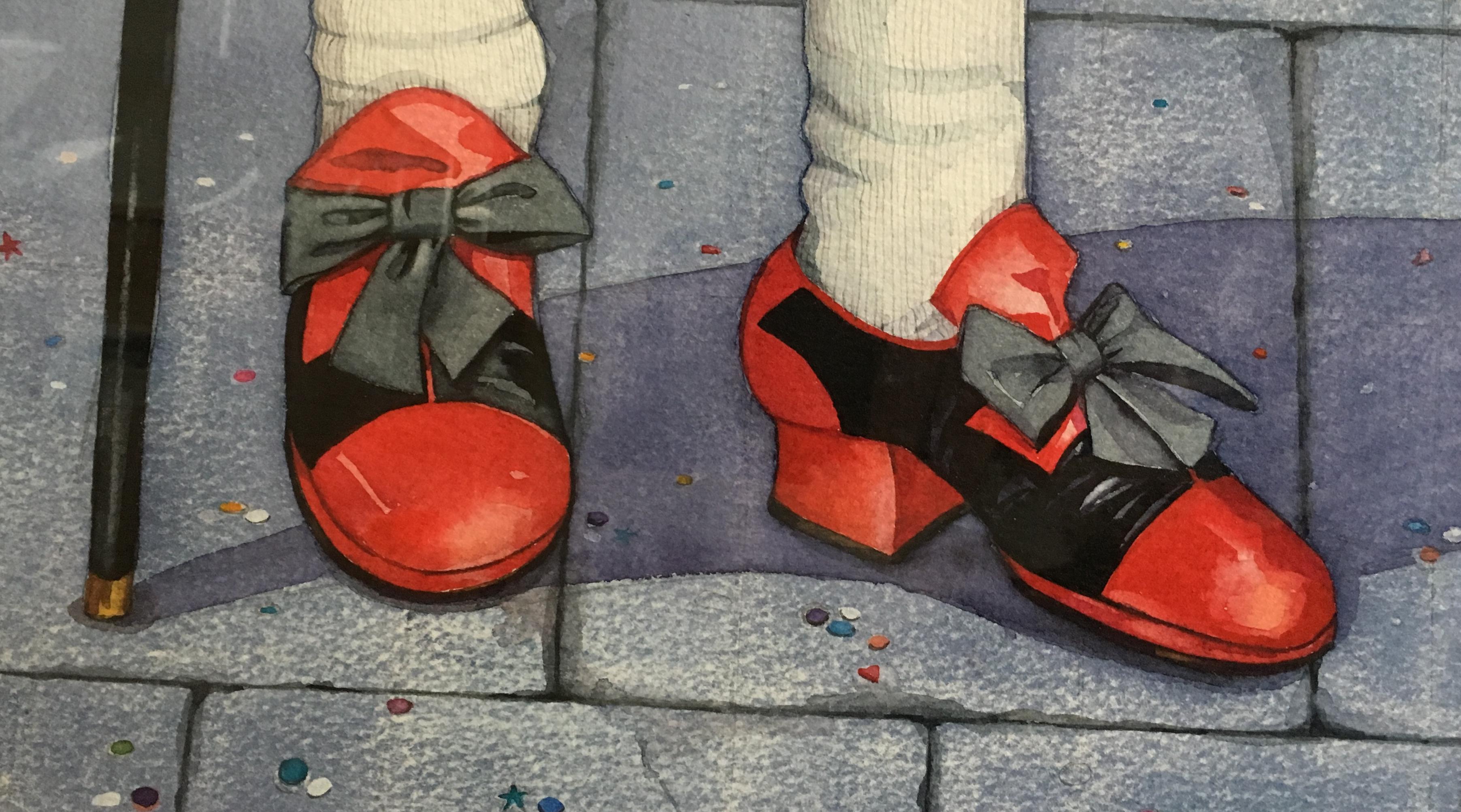 Carnival Shoes, Venice