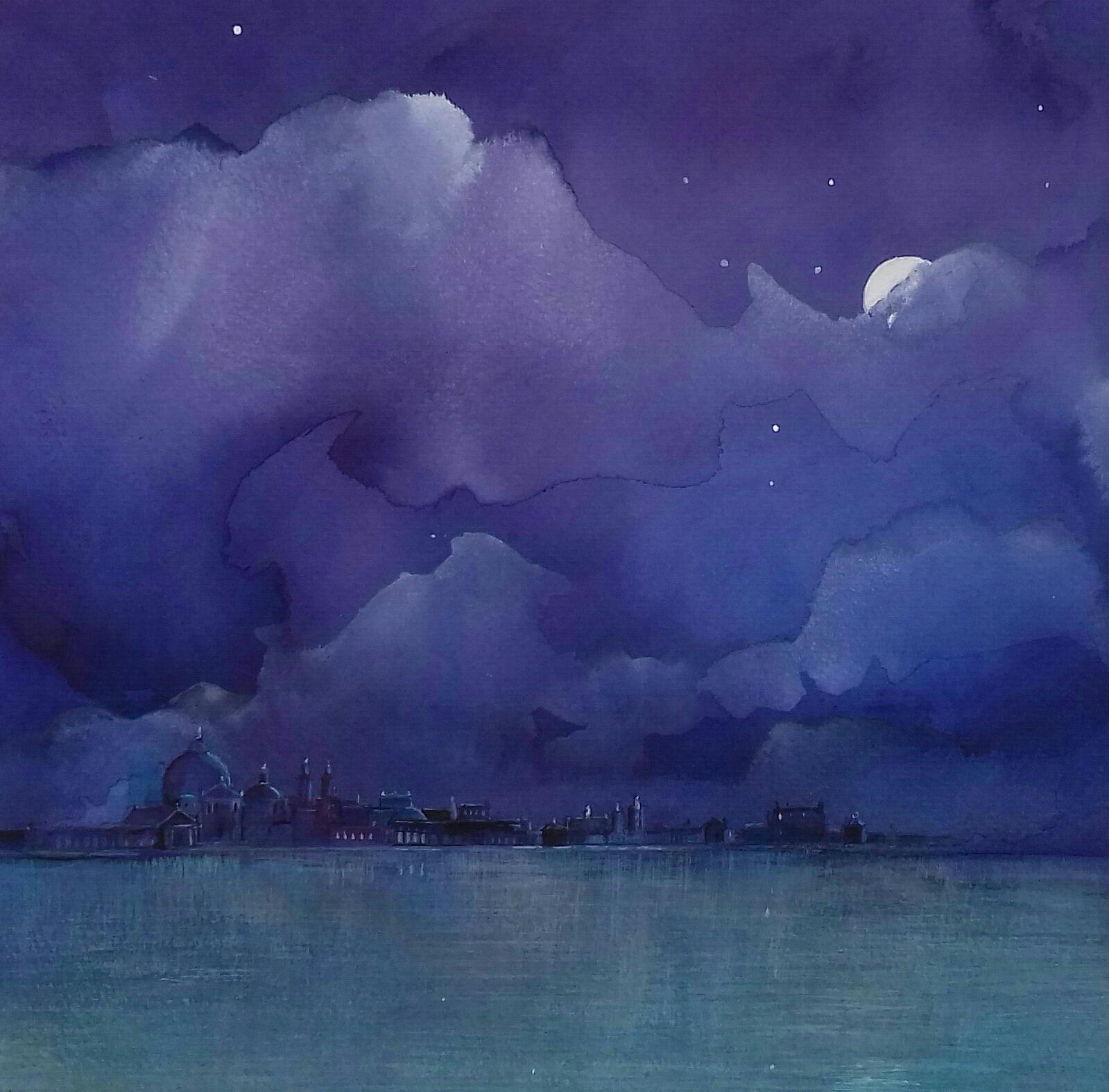 La Luna Venezia - by Linda Owen