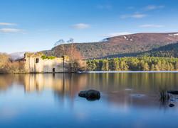 Loch an Eilein Castle image