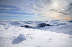 Image of the Cairngorm Mountains