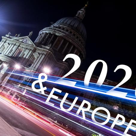 2020 & Europe