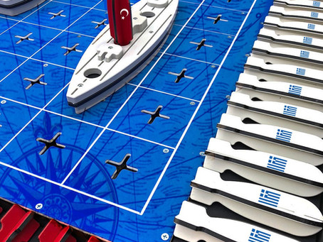 Towards a New Delimitation of Maritime Borders ? The Greek-Turkish Conflict (Part I)