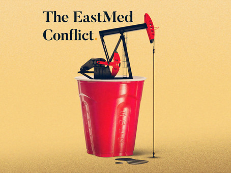 The EastMed Conflict