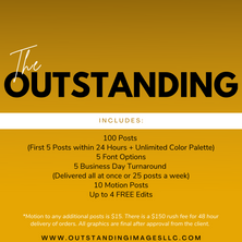 The Outstanding
