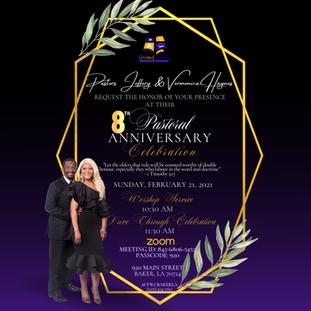 Copy of UFWC Pastoral Anniversary Invite