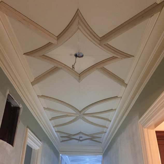 Ceiling stylings