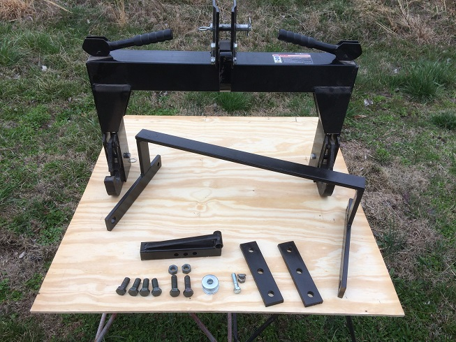 Cub 3pt Hitch Kit - High Clearance