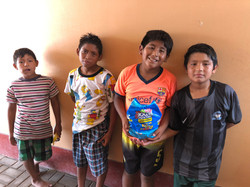 Orphanage in Peru
