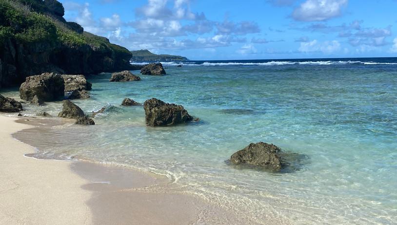 Tagachan Beach