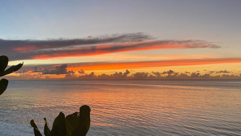 Agana Sunset