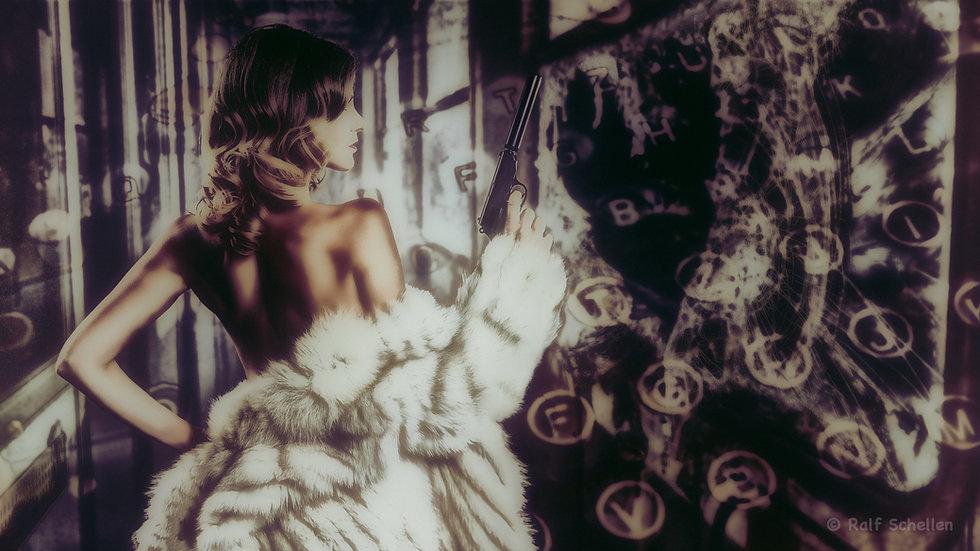 Spy Art Edition | 002 - Secret Love