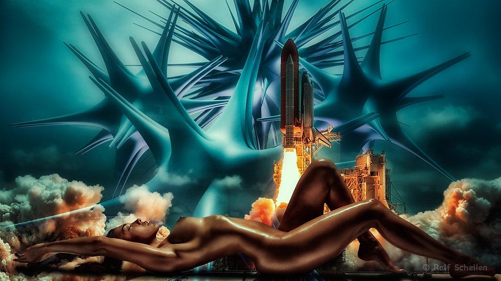 Spy Art Edition | 011 - Bad Moon Rising