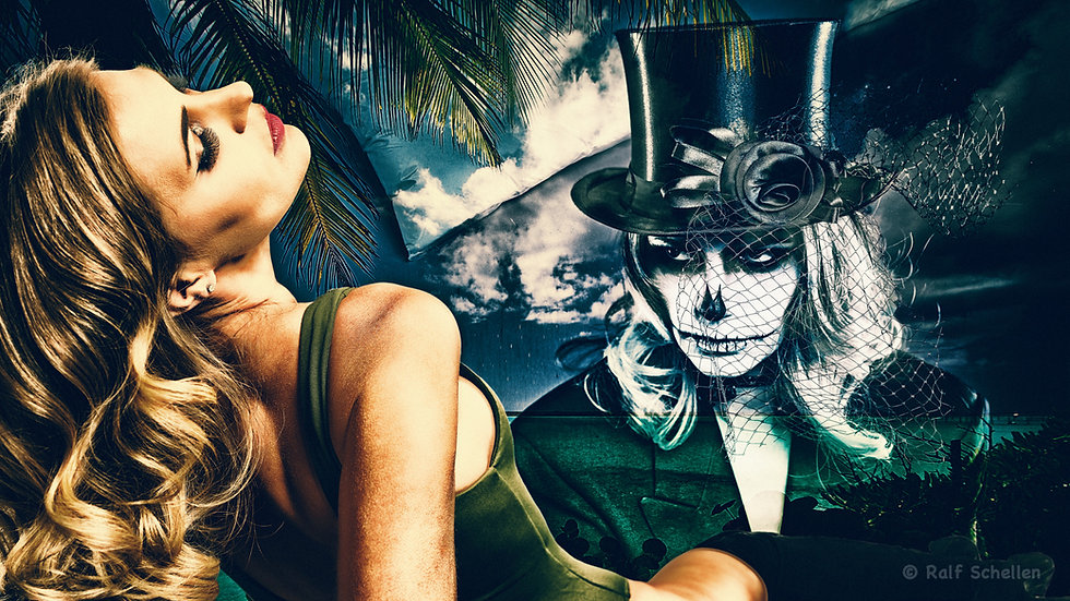 Spy Art Edition | 008 - Fatal Paradise