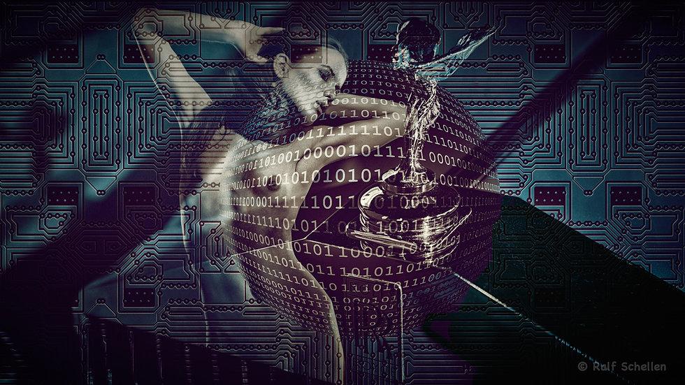 Spy Art Edition | 014 - Digital Desaster