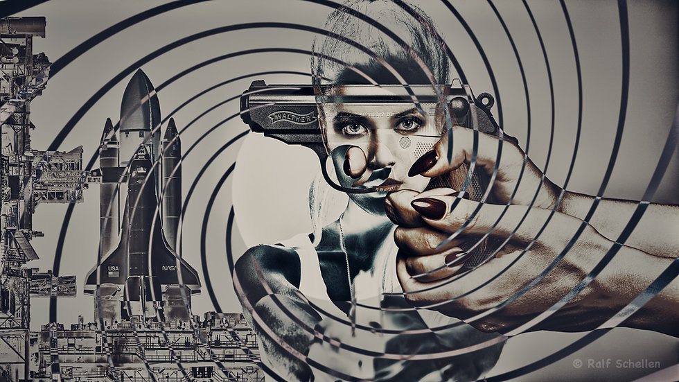 Spy Art Edition | 001 - No Chance
