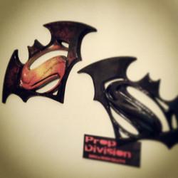Instagram - #batmanvssuperman #batman #superman #magnet #iman