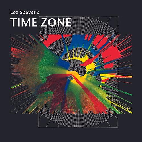 Loz Speyer's Time Zone - 2004 CD