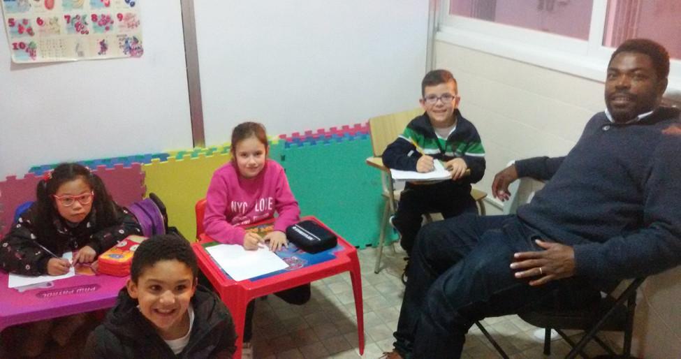 Curso inglés niños Starters 6-7 años