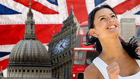Viajes a Inglaterra, Reino Unido, aprender inglés en Inglaterra