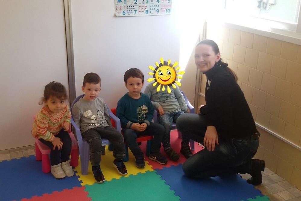 Curso inglés niños 2 años