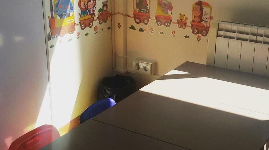 Nueva aula niños 5 años inglés