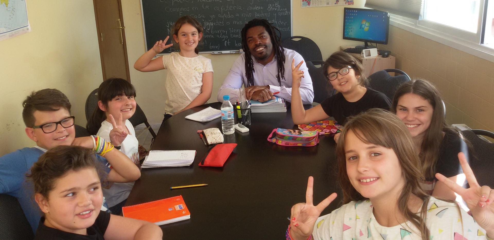 Inglés niños Flyers Cambridge