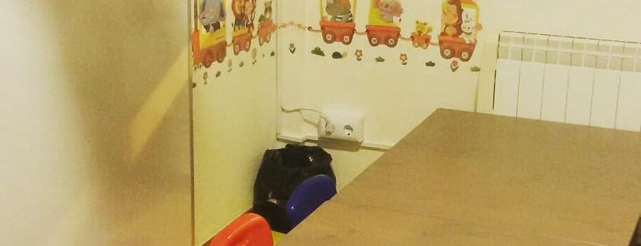 Nueva aula niños 4 años inglés