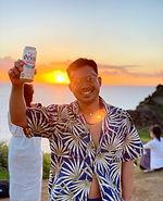 Sunset × Beer × Smile = Ishigakiisland.jpeg