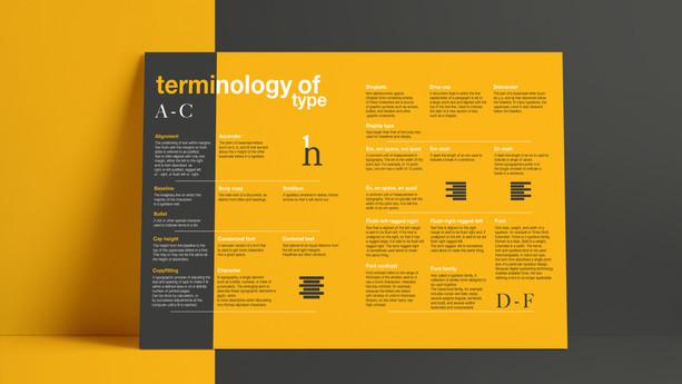 Typography Glossary