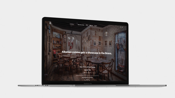 AIRBNB EXPERIENCE REDESIGN