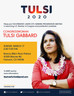 Join us for a Meet & Greet with Tulsi Gabbard