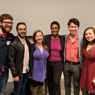 FUN AD20 Slate Members with Kimberly Ellis, May 2019