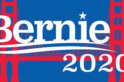 Bernie Bumper Magnet