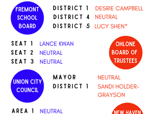 Announcing our 2020 Local Candidate Endorsements!