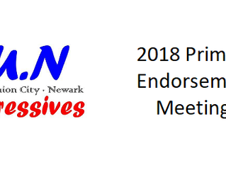 March Primary Endorsement Meeting