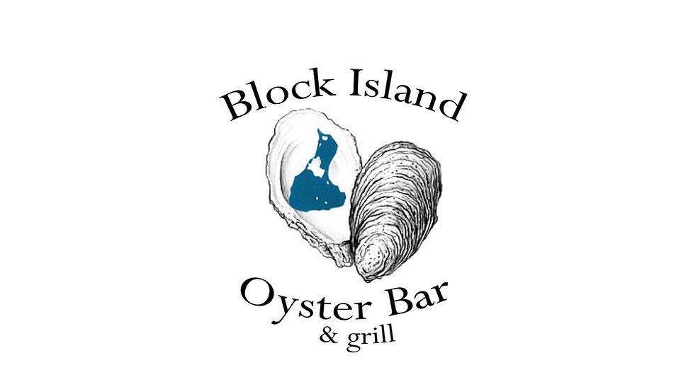 block island logo blue island black text