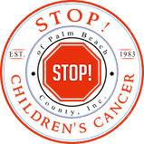 STOP! Children's Cancer logo