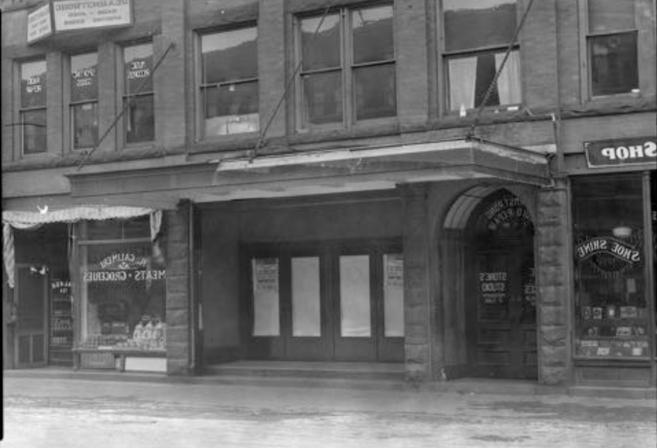 Smalley Theater, 1924-1934