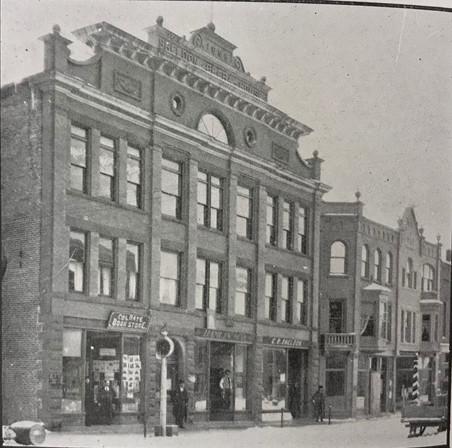 Sheldon Opera House, 1895-1924