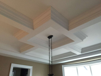 3 Coffered Ceiling Ideas for 2021