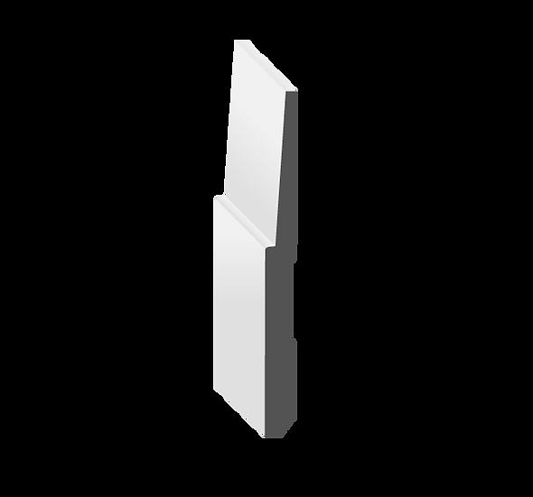 Bevel Step Baseboard