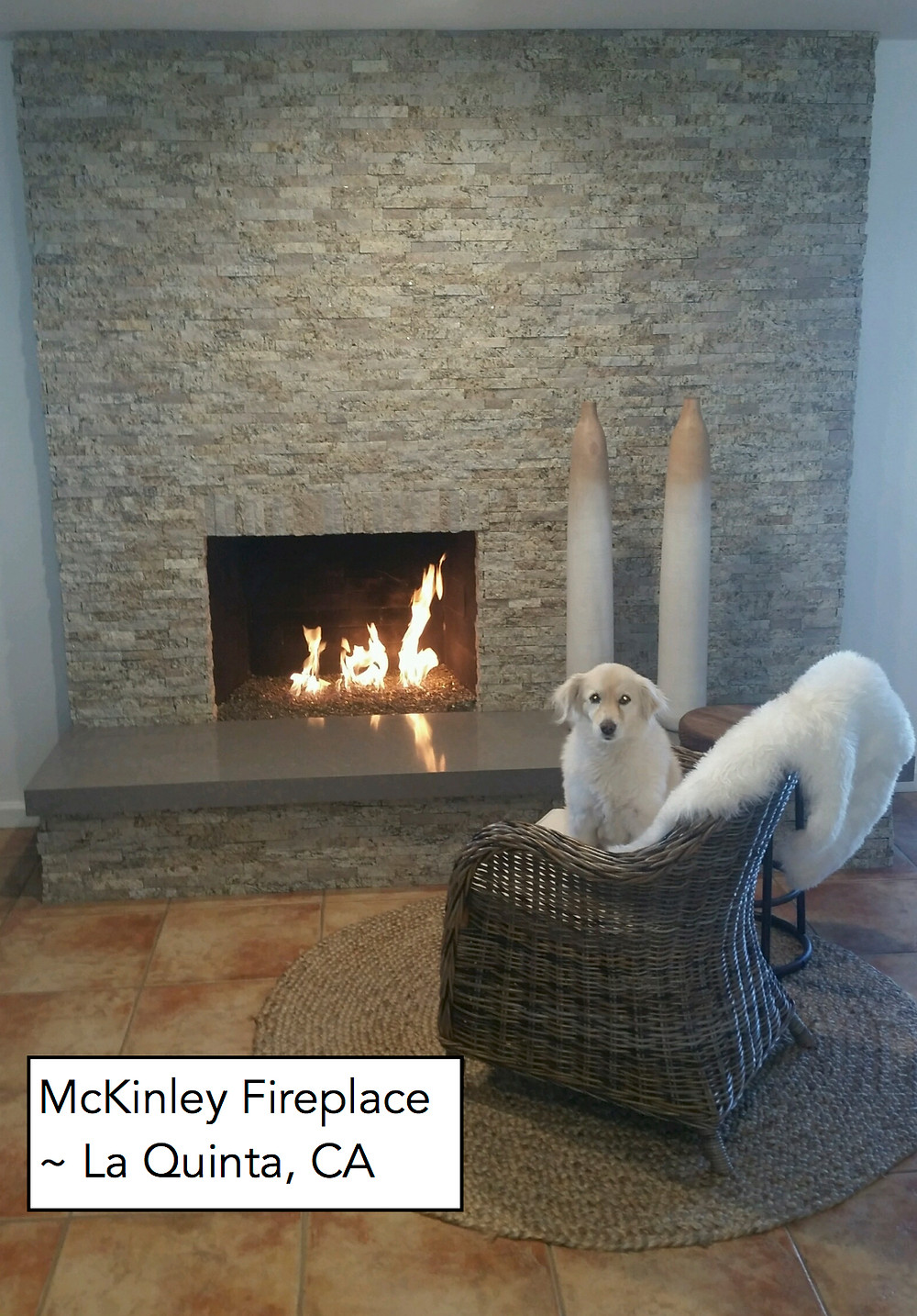 McKinley Fireplace