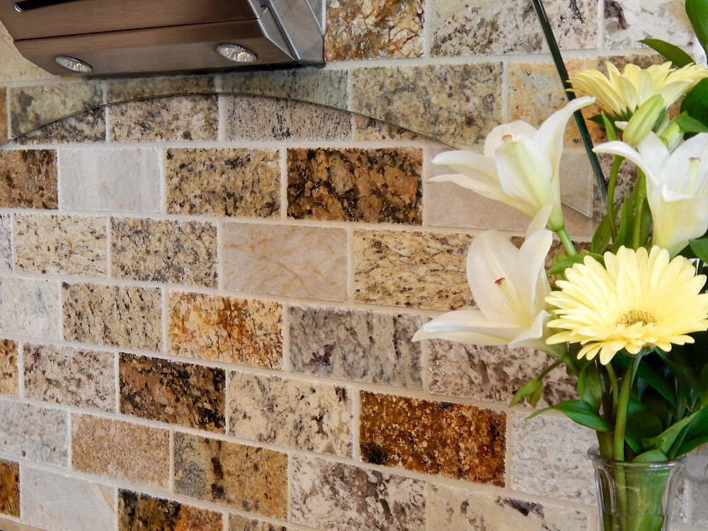 Recycled Granite Subway Tile
