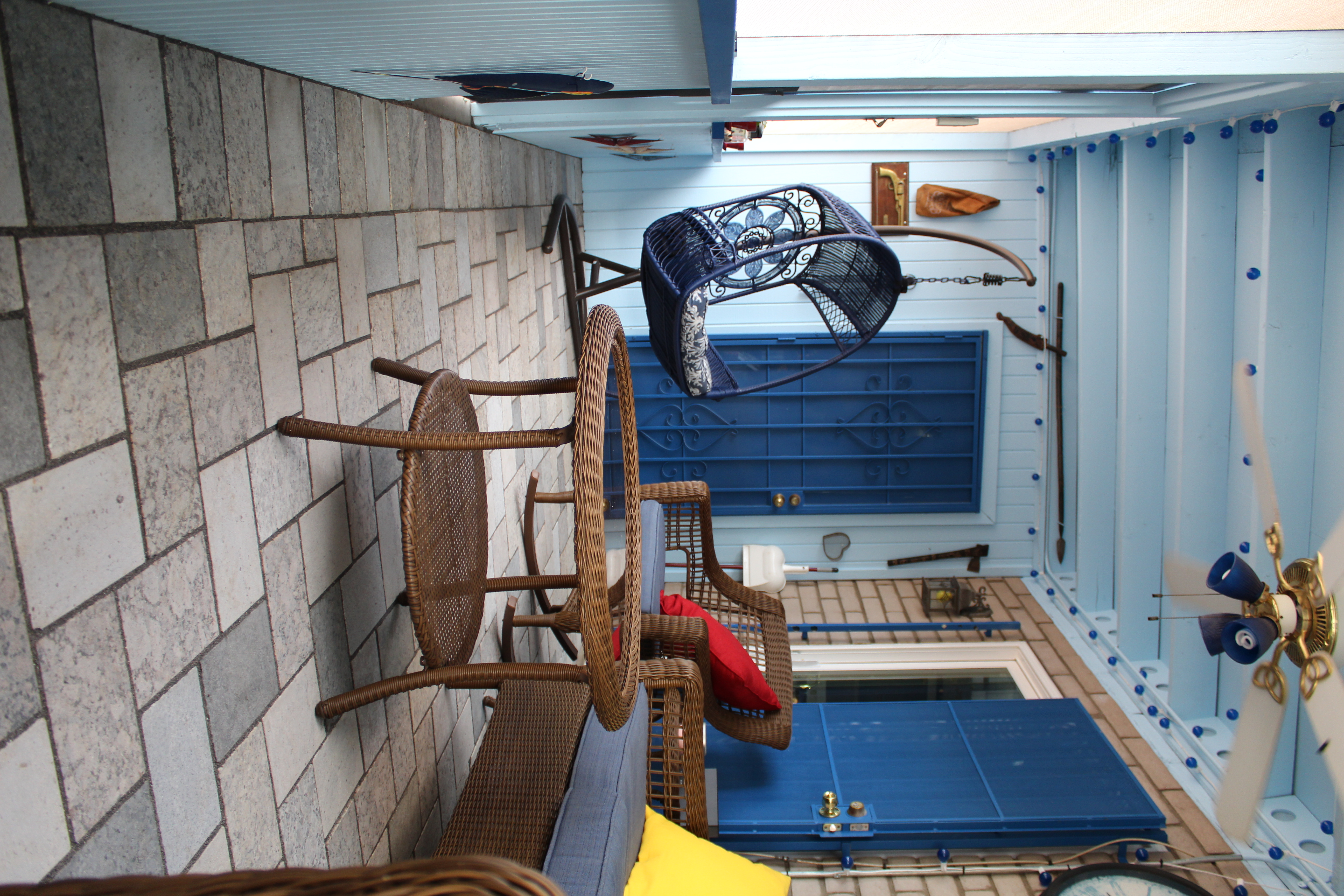 Arizona Room patio