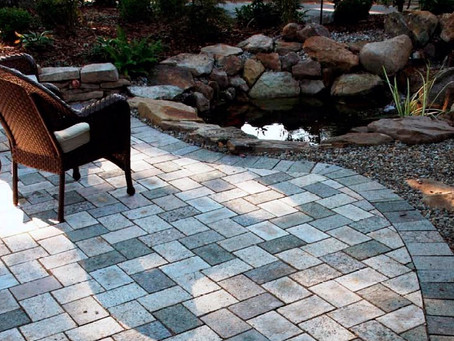 Pavers Here and Pavers There