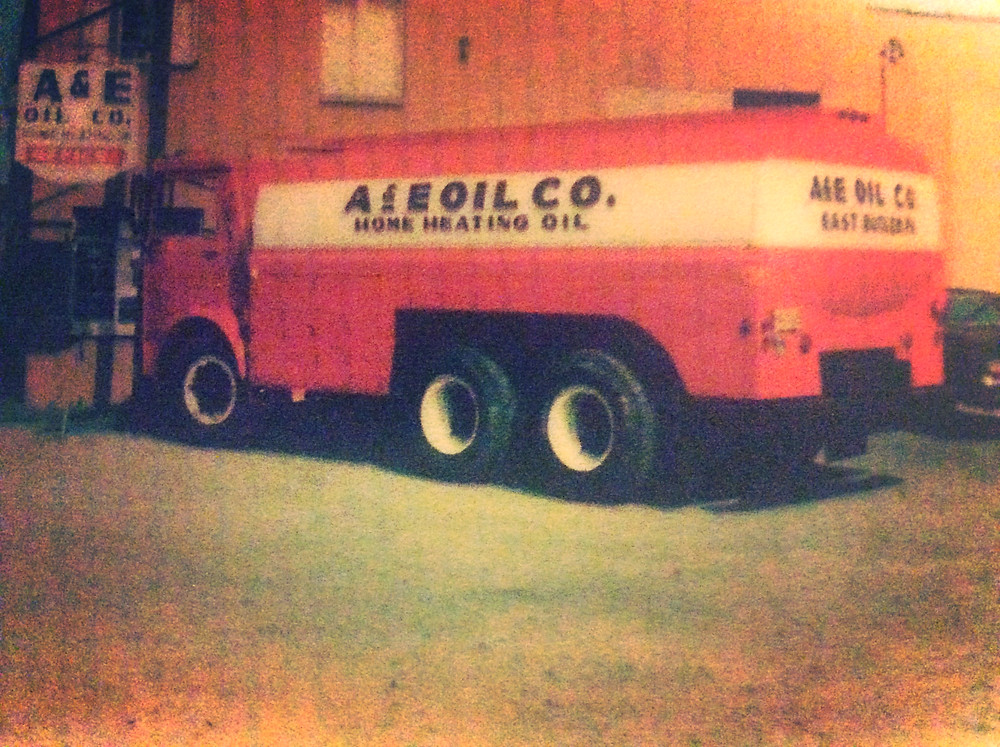 A&E Oil Co. truck in Butler, PA