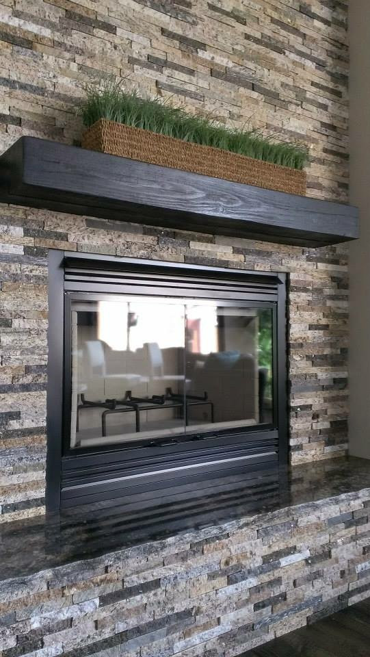 Earth Blend Fireplace