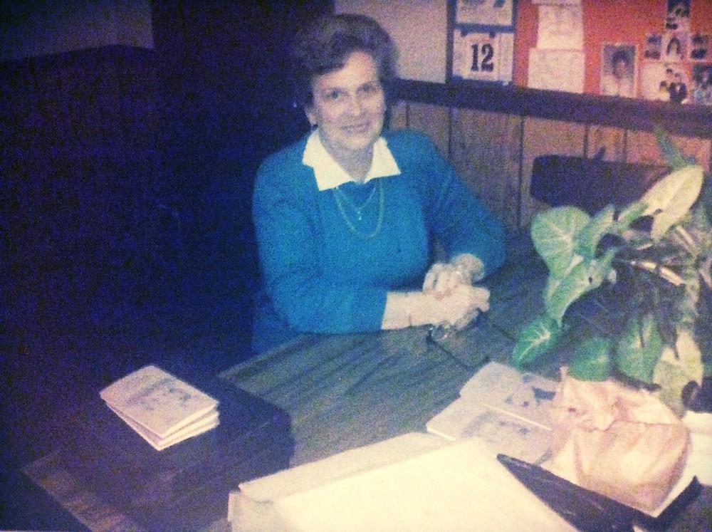 Grandma Dean