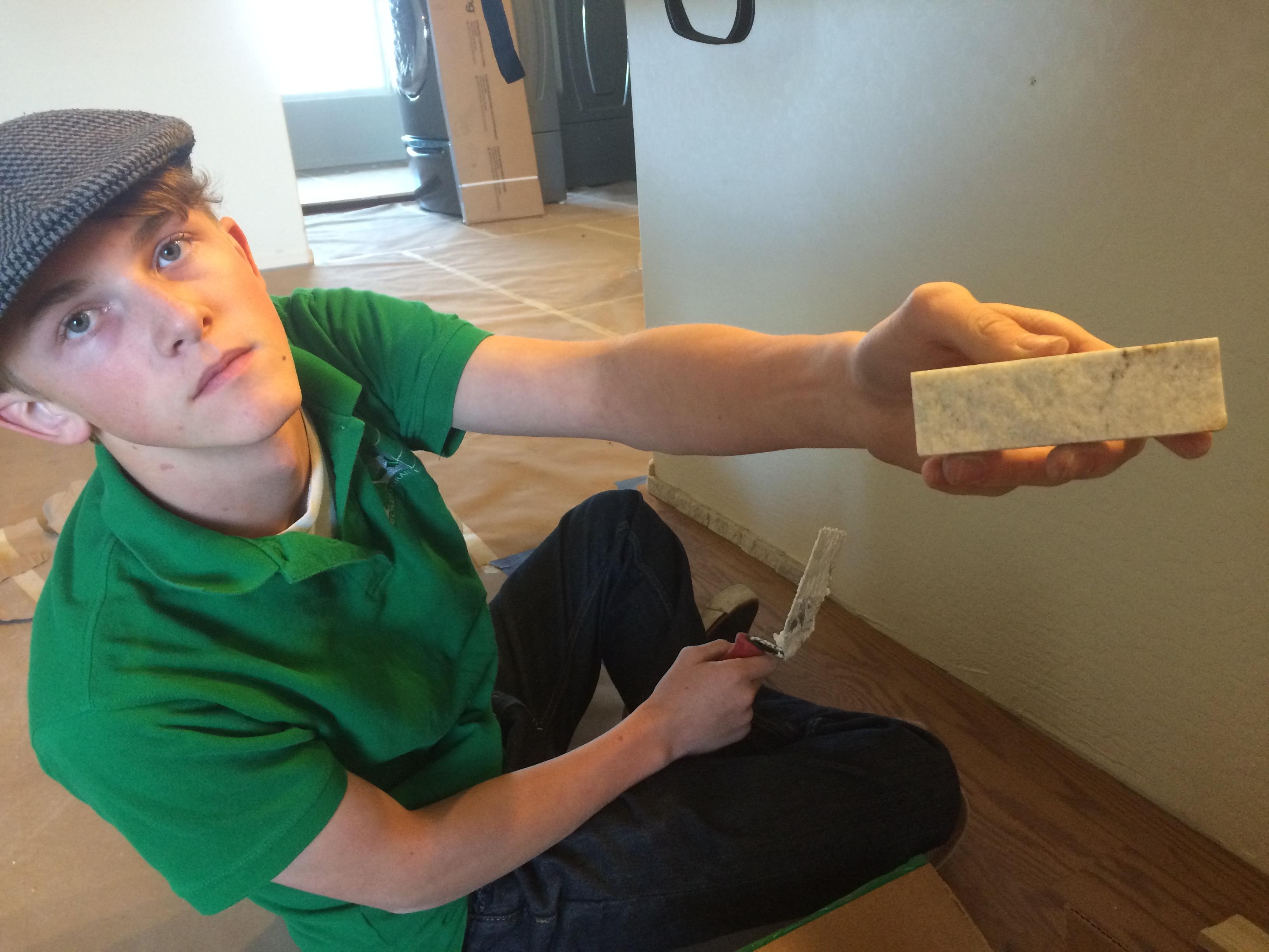 Liam Installing