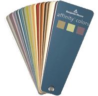 Benjamin Moore Affinity Colors